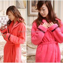 Women robes the latest dress designs,Wholesale Luxury hotel bathrobe