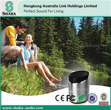 2014 hot portable bluetooth dual loud speaker mobile phone