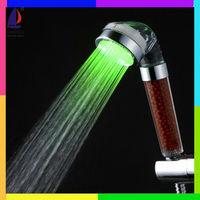 C-158-1LED color change RGB led luxury raindance shower heads