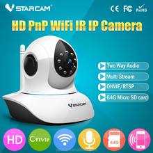 Wireless IP Camera,Indoor Pan Tilt 720P P2P Wireless IP Camera,Wireless IP Camera with Memory recording