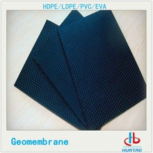 smooth landfill liner HDPE geomembrane waterproofing lining