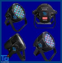 Solid housing 54x3W led wash light, wall wash led lighting, RGBW led wash light