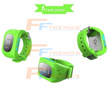 2015 Wholesale Children Bluetooth Bracelet wristband , Tracker Watch Phone With Gps SOS, Smart Watch Phone GPS Kids