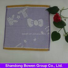 Custom hotel face towel manufacturer 30g