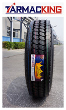 Tarmac King quality trailer, drive, steer tire - looking for US agent - low profile tires