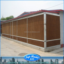 Top Build open side poultry house type and chicken use poultry farming shed