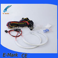 factory offer led angel lights for cars(Fitment:Hyundai Spectra 05-06)