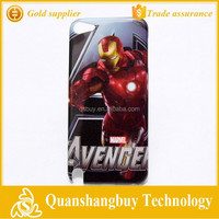 The Avergers Thor Marvel Ironman Hard Protective Cover Skin for Ipod Thouch 5 5th Mp3 Case
