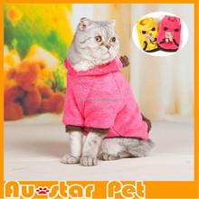 Plush Cat Coats / Cat Jacket / Cat Clothes
