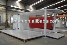 CANAM- hydraulic system prefabricated container house