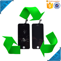 Repair Refurbish Fix Broken LCD Assembly Touch Screen Glass Digitizer Service for iphone 4g 4s 5g 5s 5c 6g 6+ and for samsung
