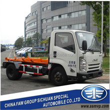 SCZ5040ZXX Garbage Truck (FAW Group)/hook lift garbage truck