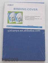 Plastic A4 plastic cover bind