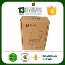 Custom Foldable Corrugated Mailing cardboard Box