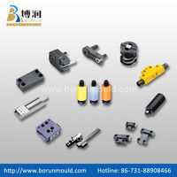 standard plastic injection mold components