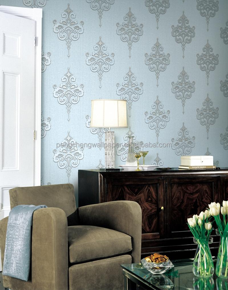 Moderne chambre de luxe de style adulte pas cher projet fond pvc ...