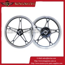 KINGMOTO 20150715 motorcycle rims alloy 17,DY100 motorcycle alloy wheels for sale,wheels rims,bullet alloy wheels assembly,with