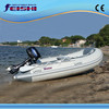 2014 New Design Promotion Inflatable Boat FSD-360 power boat