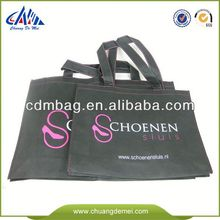 Green Promotional charming shopping bags