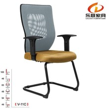 New Products Furniture Manufacturer Wholesale Modern Furniture Transparent Acrylic Chair Desk Lucite Clear Office Chair V-11B