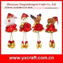 christmas decoration (ZY14Y280-1-2-3-4 38CM) fancy christmas decorations