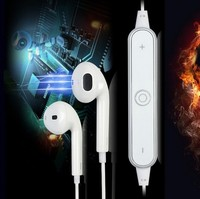 New design&Top quality media player bluetooth stereo headset with microphone
