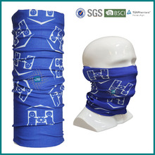 Fashion Tube Polyester Scarf For Outdoor Activities