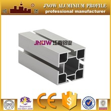 Extruded aluminium MJ-8-8080 for equipment Framework 4040 4060 4080 40120 8080 T-Slotted Aluminum Profiles