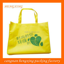 Wholesale PP Non Woven Material China Recycled TNT NonWoven Tote Bags