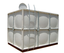 fiber glass tank, SMC/FRP/GRP panel water tank with low price