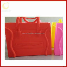 2015 cheapest cute woman sex horse silicone bag for summer factory produce