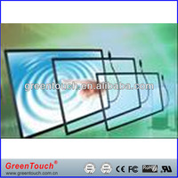 19 inch IR(Infrared) anti-vandal touch screen frame with real 2points touch