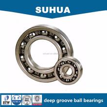 6004 2RS deep groove ball bearing