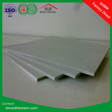 high density fireproof board / fire resistant water proof calcium silicate board