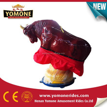 CE certification china factory manufacturer Amusement rides mechanical bull outdoor equipment for sale