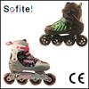 New design adjustable inline skate and quad skate