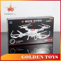 Fancy design 2.4G MHZ four channels helicopter rc flying robot toy