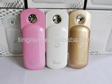 Face Moisturizing sprayer/ Nano Facial Handy mist Mini Humidifier Facial Spraying