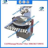 Trade Assurance KangLe 50-140g Bakery Pizza dough Ball Machine / Pizza dough Ball divider