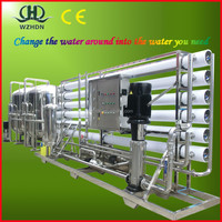 Water desalination system/DM water treatment plant