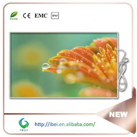 2015 HOT Decorative Electric Wall Mount Infrared Panel Heaters