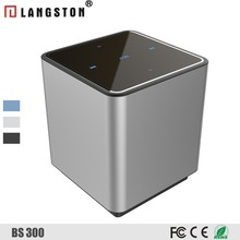 New Mini Bluetooth NFC Speaker with Touch Screen with LED light