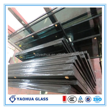 china manufacture glass factory in china Energy Saving Environmental Insulated Glass