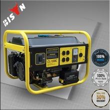 BISON(CHINA) 220 volt portable generator Air-Cooled BS5500 Generator Petrol
