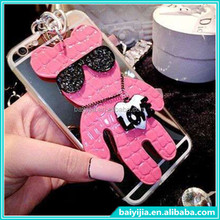 Fashion Cartoon Bear Mobile phone Case for iphone 6s,for iphone 6s cover