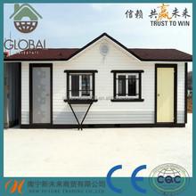 Produttore riutilizzo mobile buiding luce contenitore in acciaio casa per ufficio/residenza/storage/negozio/garitta