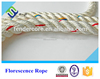 Polypropylene rope braided/twisted marine used mooring rope/pp rope