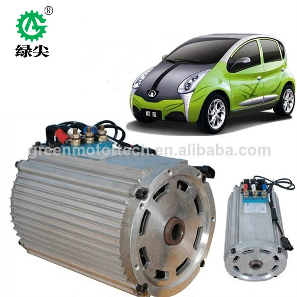 Powerful 10kw High Torque Electric Car Engine Traction