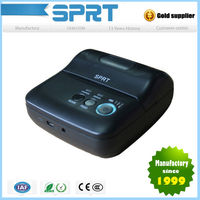 Li-ion Battery & Power supply Receipt / ticket Bluetooth mobile portable handheld printing machine for Symbian/WinCE/ Android