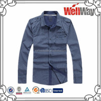 new style dress 50% cotton 50% polyster t shirt of wholesale mens white dress shirts